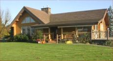 Log Homes For Sale
